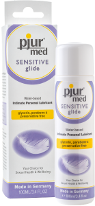 Żel intymny Pjur Med Sensitive 100 ml
