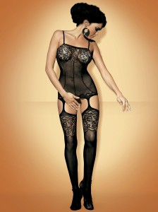 Duży Bodystocking F204  XL/XXL