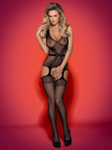 Bodystocking Obsessive F217 XL/XX